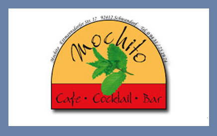Logo Mochito Bar